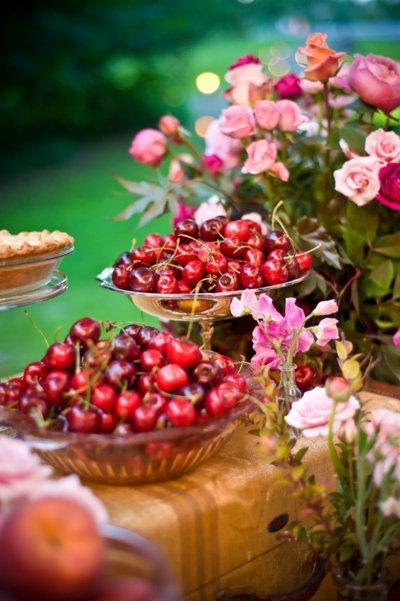 Wedding Fruits