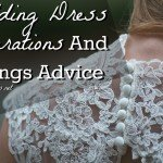 Wedding Dress Alterations Advice